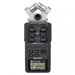 Zoom H6 cyfrowy rejestrator audio