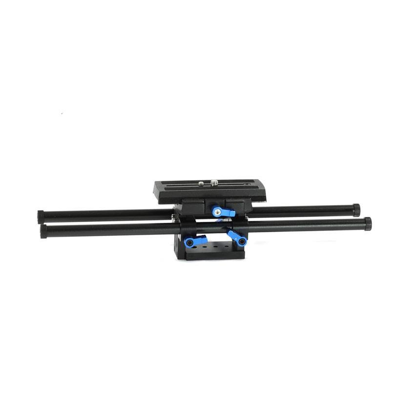 Profesjonalna płyta Rail Rod Support 40cm widok ogólny płytki