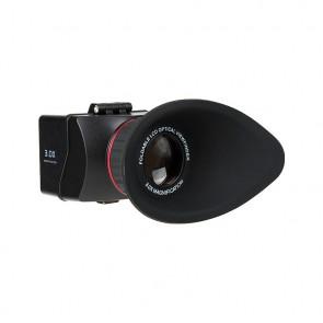 """VIEWFINDER x3 z soczewką LUPA na LCD 3"""" / 3,2"""" (S2)"""