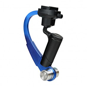 Uchwyt stabilizujący do GoPro, niebieski (GP205)