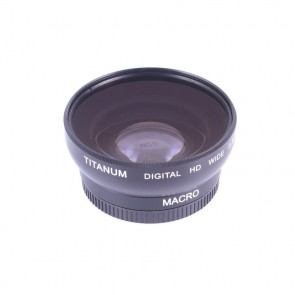 Konwerter szerokokątny HD WIDE x0.5 58mm