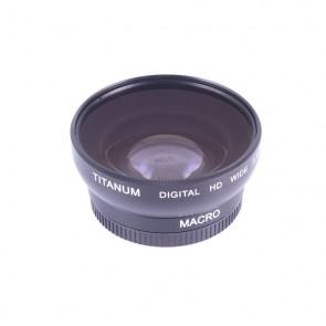 onwerter szerokokątny HD WIDE x0.5 55mm