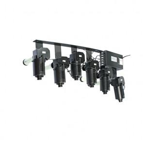 Elektryczny system zawieszania teł na 6 teł