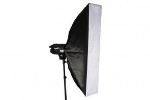 Softbox 35x140cm STRIP z gridem, mocowanie Bowens