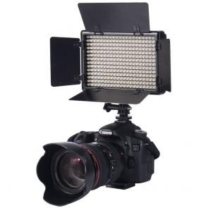 Lampa Panelowa LED 3200-5600K PT-308B-II