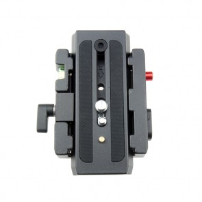 Adapter standard Manfrotto 577 + płytka 501L