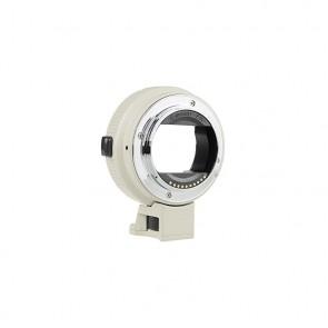 Adapter bagnetowy z Sony E NEX na Canon EOS EF EF-S (biały) z potwierdzeniem