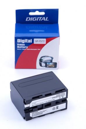 Akumulator NP-F970 6600mAh i opakowanie