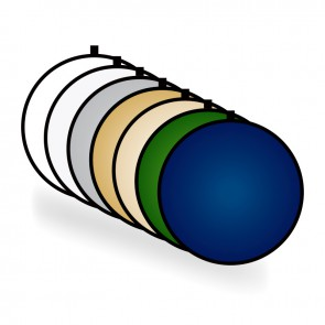 Blenda okrągła 7w1, 100cm, marki CineGEN®