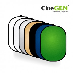 Blenda owalna 7w1, 100/150, marki CineGEN® - GOLD