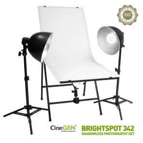 Zestaw do fotografii bezcieniowej BrightSpot™ 342