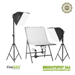 Zestaw do fotografii bezcieniowej BrightSpot™ 344
