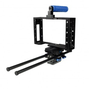 CGVC02 z szynami Rail Rod Support™ 40cm