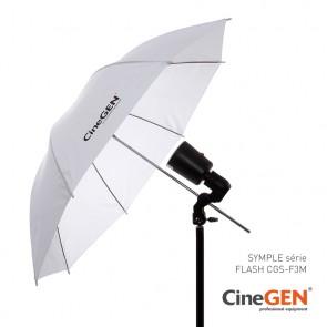 Zestaw oświetleniowy SYMPLEserie FLASH CGS-F3M