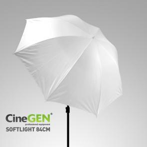 Parasolka jednowarstwowa, SOFTLIGHT, 84cm