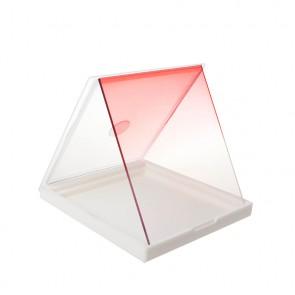 COKIN P Filtr połówkowy czerwony
