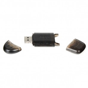 Czytnik kart pamięci SD/SDHC pendrive