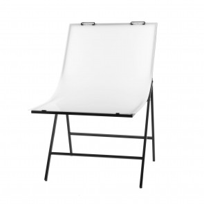 Stół bezcieniowy Easy 60x100cm z klipsami górnymi