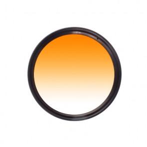 Filtr połówkowy pomarańczowy 52mm MASSA