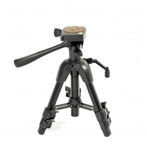 Mini statyw fotograficzny Fotomate M-063, 57cm statyw z złożonymi nóżkami