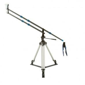 Karbonowy kran kamerowy (żuraw) z przeciwwagą (worek)