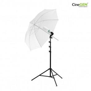 Lampa parasolkowa światła ciągłego 65W Softlight