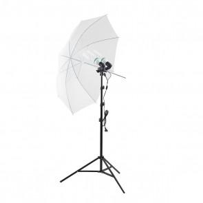 Lampa parasolkowa światła ciągłego 125W Softlight