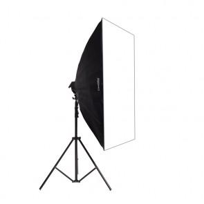 Lampa światła ciągłego SOFTBOX, LightFrame 80x120, 5x85W, 300cm