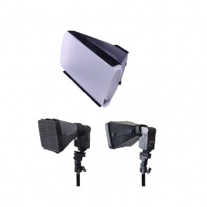 Nasadka softbox z gridem