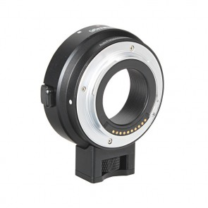 Adapter bagnetowy z Sony E NEX na Canon EOS EF EF-S mini USB