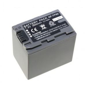 Akumulator NP-FP90 2460 mAh