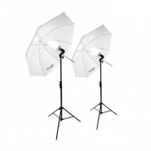 Domowe studio fotograficzne HomeStudio 2x85W