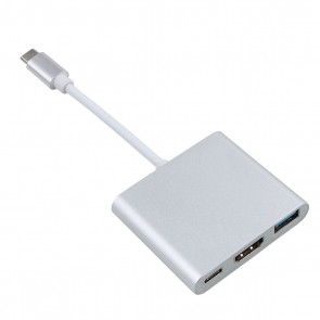 Adapter USB-C HDMI 4K 3.1 do MacBook