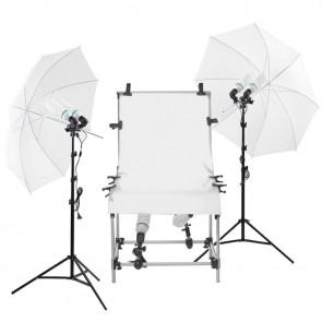 Zestaw do fotografii bezcieniowej SetOXY 2x84cm 6x85W