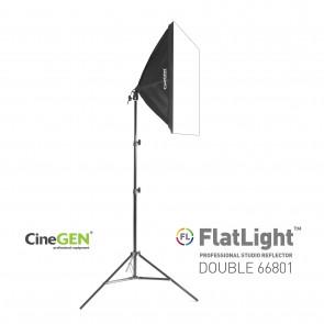 Lampa światła stałego SOFTBOX 60x60cm 85W 200cm