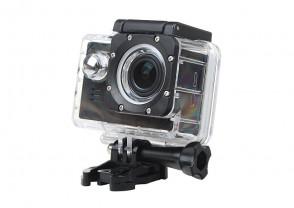 SJ9000A1 Kamera sportowa  WiFi czarna + akcesoria