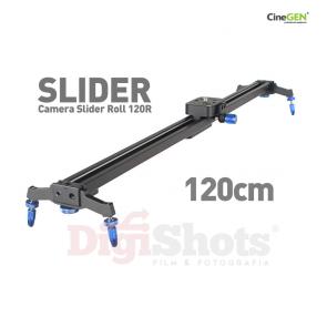 Camera Slider Roll 120R