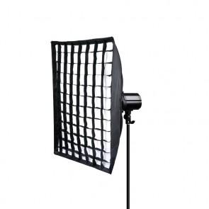 Softbox 50x70 cm z gridem