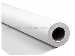 Tło kartonowe na tulei 1,35 x 10m - białe