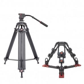 Zestaw profesjonalnych statywów do kamer CG-5080 + CG-9350