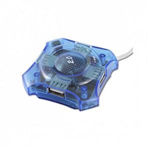HUB USB 2.0 rozdzielacz 4-portowy