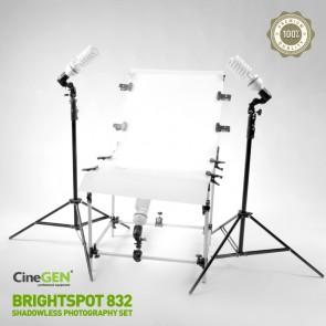 Zestaw do fotografii bezcieniowej BrightSpot™ 832