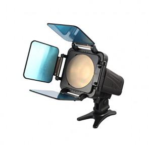 X808 Lampa błyskowa + diodowa światła stałego (250W+GN50)