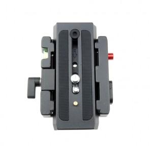 Adapter standard Manfrotto 577 + płytka 501L
