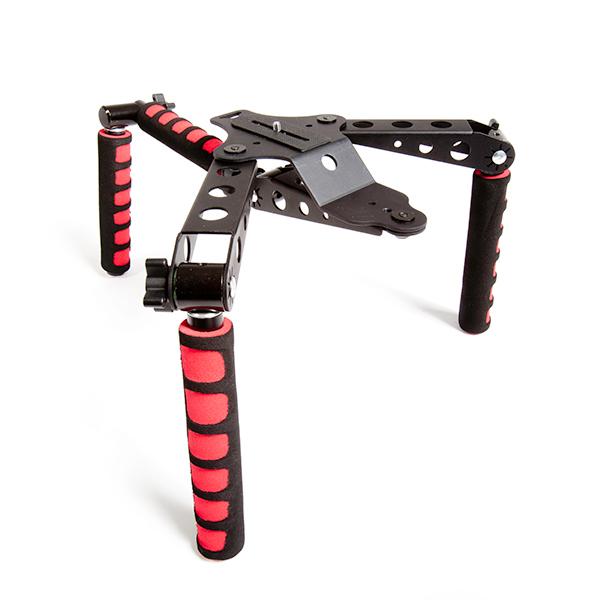 Red Spider Rig -Shoulder Mount - Movie Kit