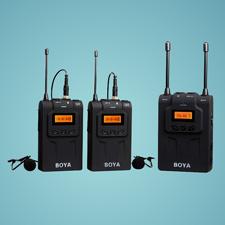 Mikrofony Boya