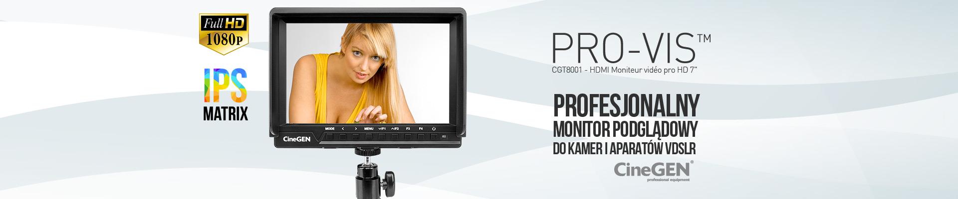 Monitor Podglądowy Pro-Vis