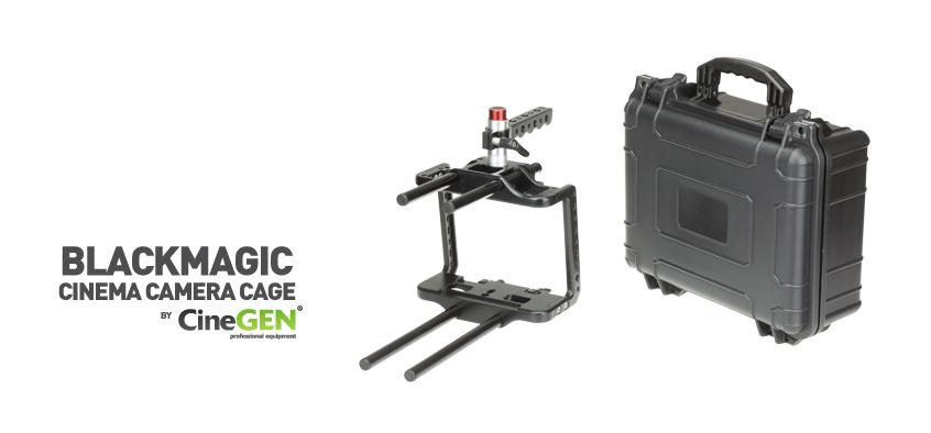 Blackmagic™ Cinema Camera Cage