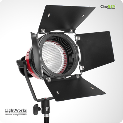 Lampa 650W