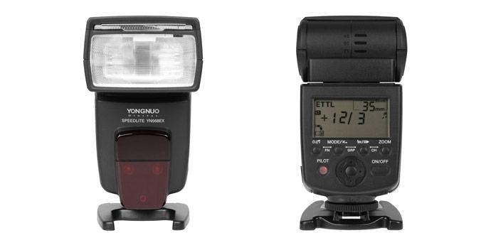 Lampa błyskowa Yongnuo YN-568EX i-TTL Nikon HSS
